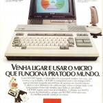 Anúncio do MSX Hotbit